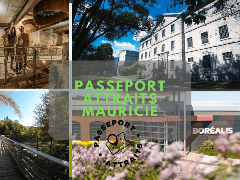 Passeport Attrait Mauricie 2021